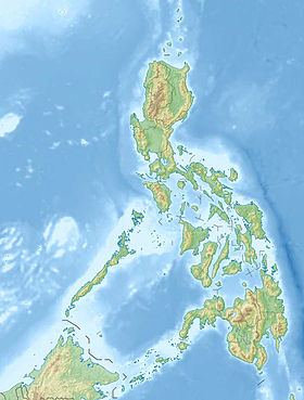 280px Philippines relief location map