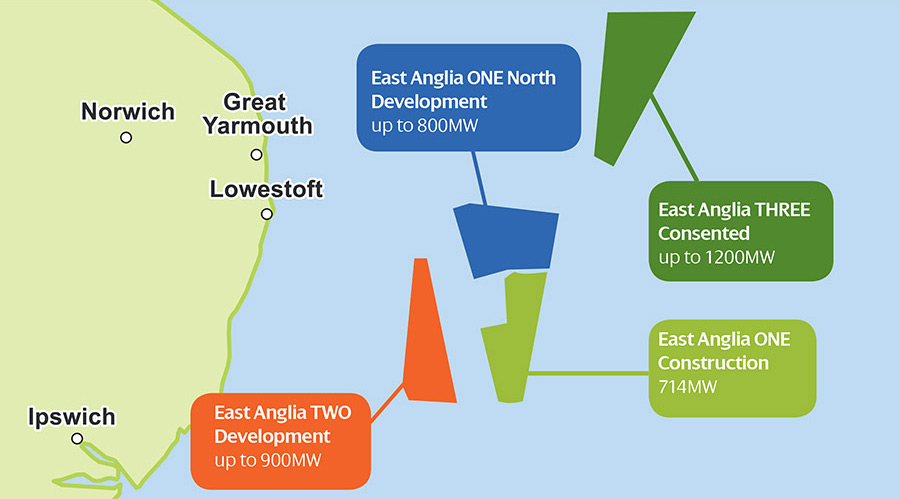 East Anglia project map. EDM 12 08 019jpg