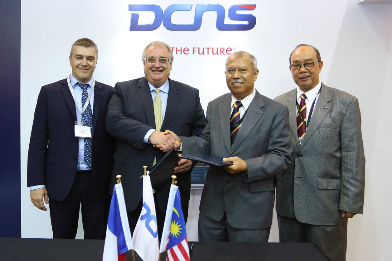 otec mou with utm c dcns